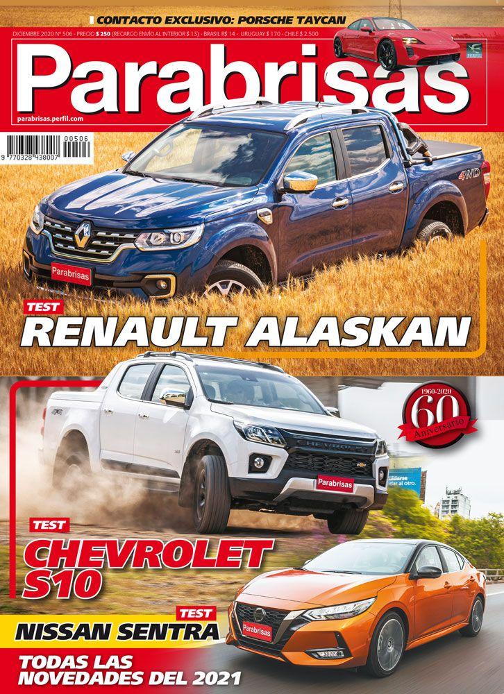Revista Parabrisas nº 506 - Diciembre 2020