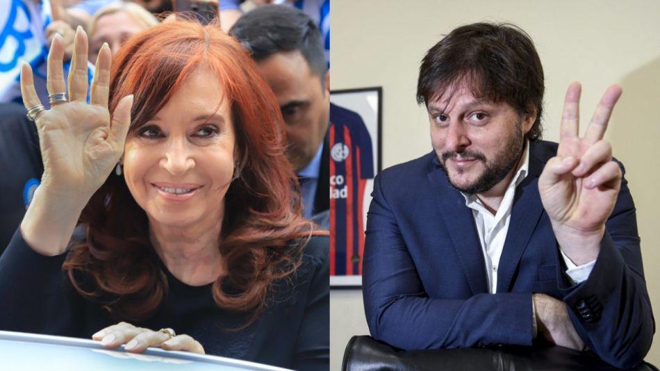 Cristina Kirchner Leandro Santoro g_20201217
