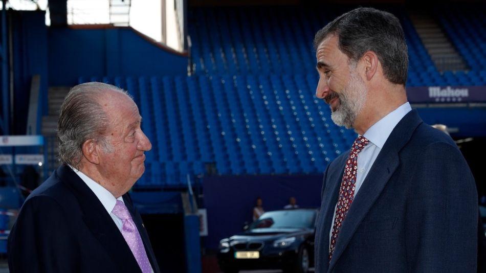 El rey emérito Juan Carlos no vuelve a España
