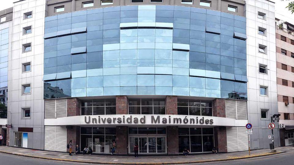 Universidad Maimónides 20201218
