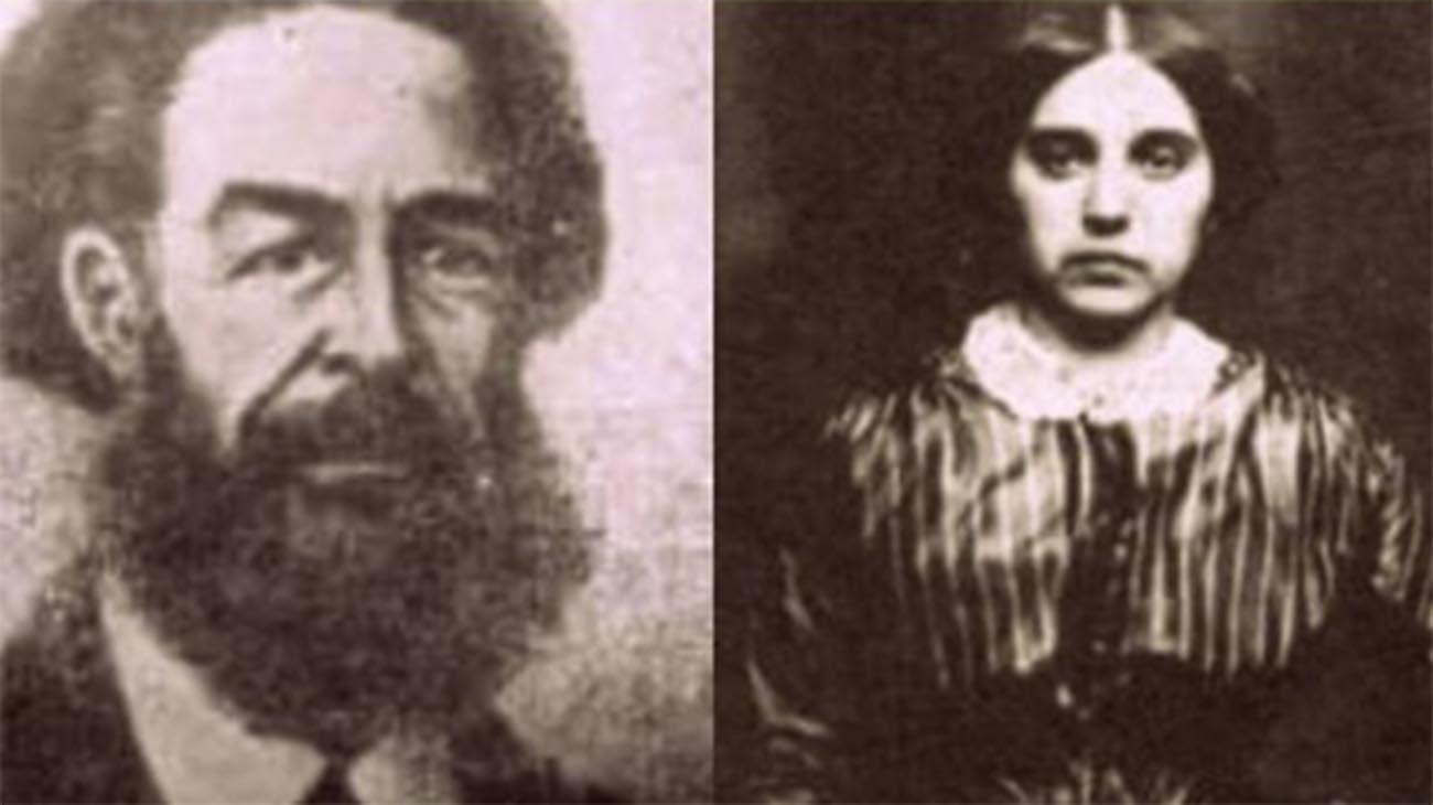 CAMILA O'GORMAN Y LADISLAO GUTIÉRREZ