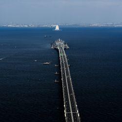 La longitud total es de unos casi 14 kilómetros.