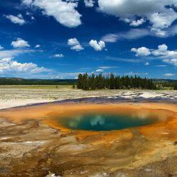 El macizo sería de la misma categoría de los volcanes como La Caldera de Yellowstone, en Estados Unidos.