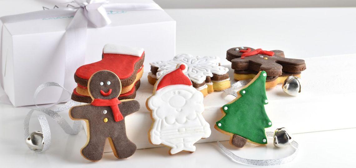 Navidad: cuatro recetas de cookies para sorprender