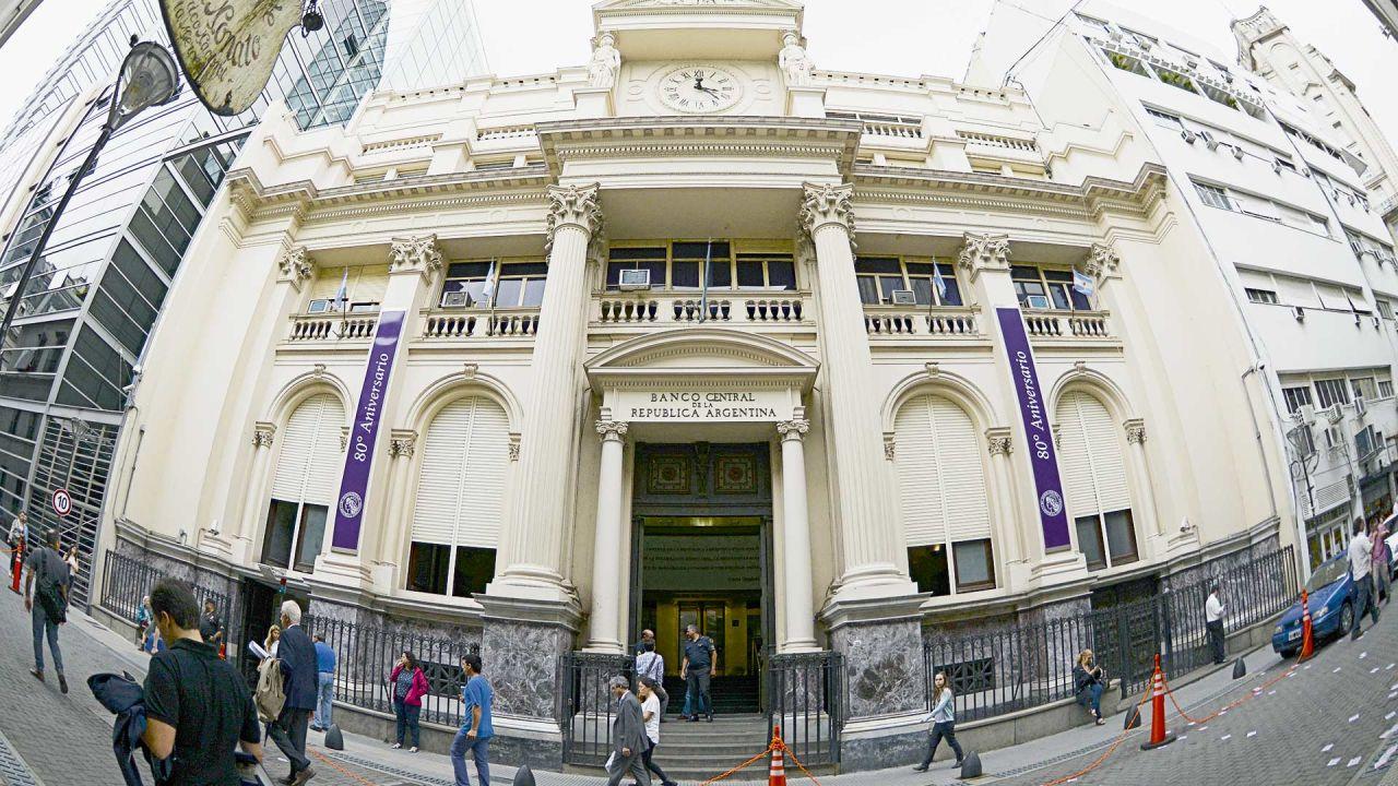 El Banco Central opera en el mercado | Foto:Lerke