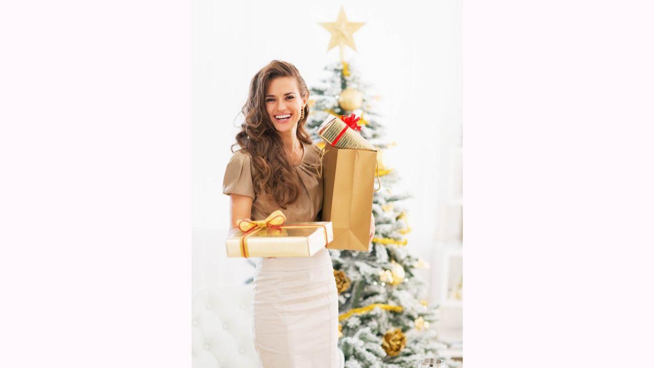Compras de navidad   Foto:Shutterstock