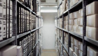 Archivos contables