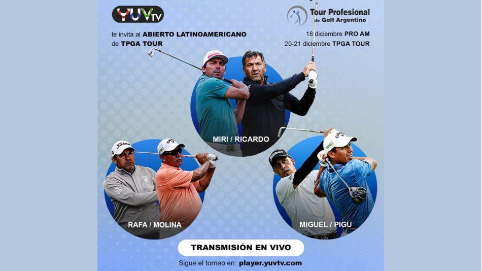 Tour Profesional de Golf
