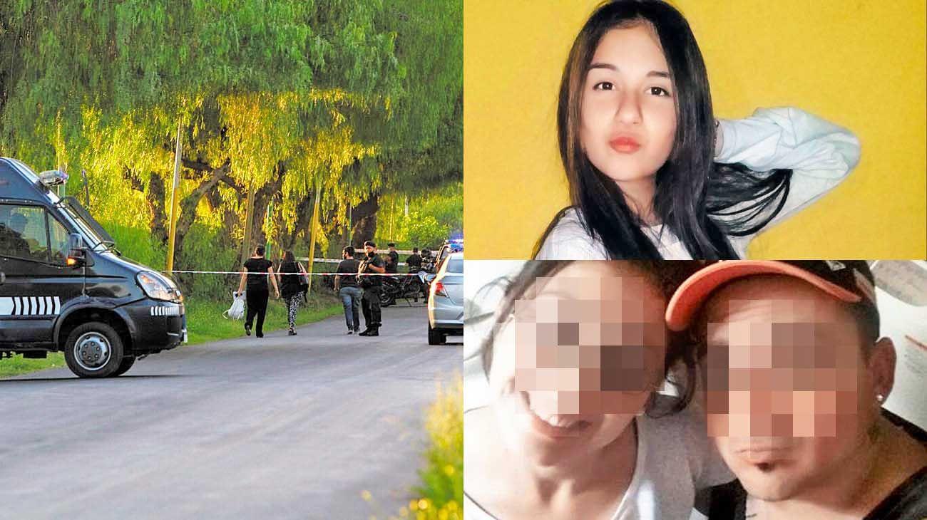 Investigación. Florencia Romano desapareció el sábado pasado y su cuerpo fue encontrado cinco días después. En el último lugar que estuvo fue la casa de Pablo Arancibia y Micaela Méndez. Ambos están detenidos.