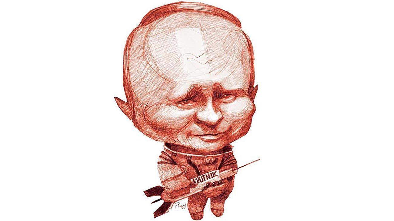 La revolución rusa, Vladimir Putin.