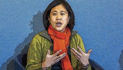 Katherine Tai.