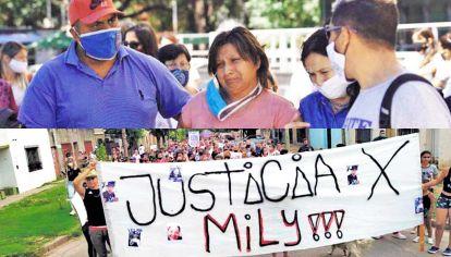 Ataque. La menor de 15 años fue violada el domingo pasado en Rosario, por cinco personas, según establecieron los investigadores. Hay tres prófugos.