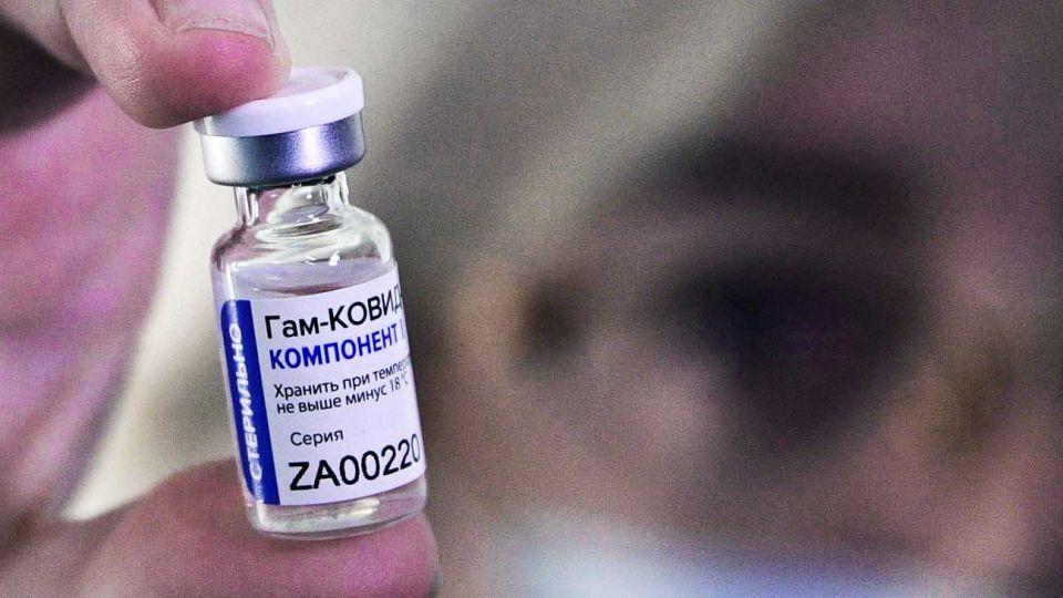 La vacuna Sputnik V. Las primeras 300 mil dosis comienzan a aplicarse en el país.