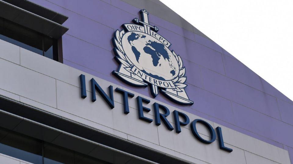 Interpol Crimen Organizado