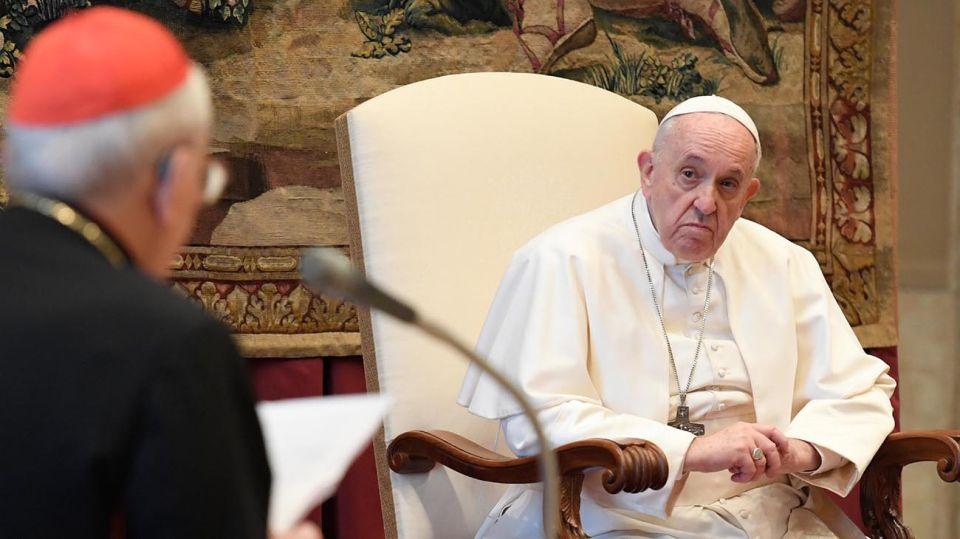 Papa Francisco 20201221