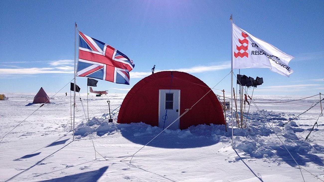 Antartida Bases inglesas