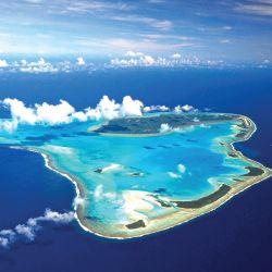 A la belleza de las Islas Cook se suma que están libres de coronavirus.