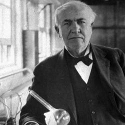 Edison tiene registradas 2.332 patentes durante su exitosa carrera como inventor.
