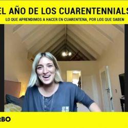 Mami albañil en su balance del 2020.  | Foto:CEDOC