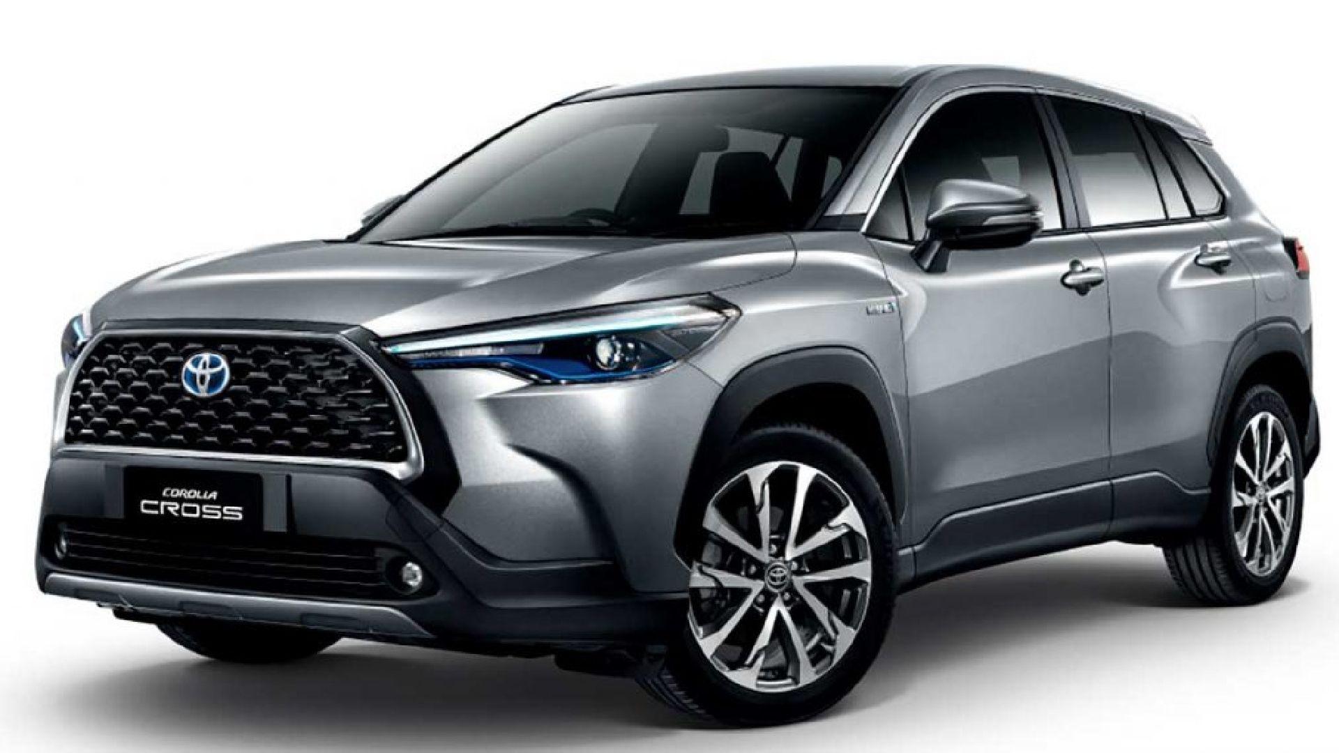 ¿Qué hará Toyota para que el Corolla Cross no le robe clientes a Corolla?