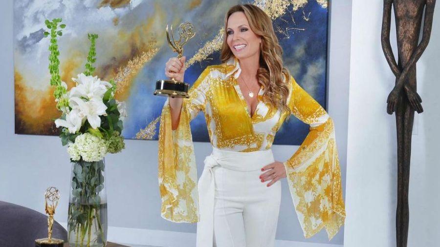 Natalia Denegri ganó 4 premios Emmy