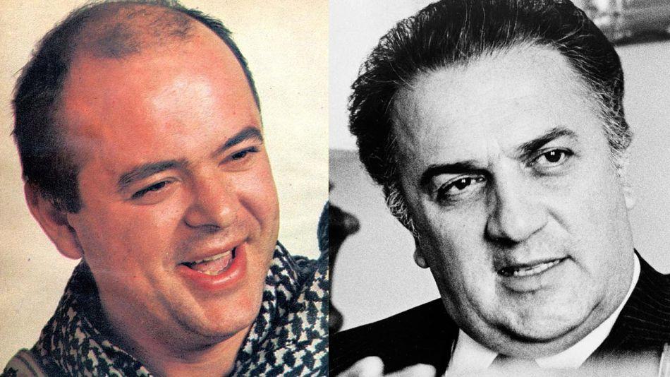 Luca Prodan y Federico Fellini 20201221