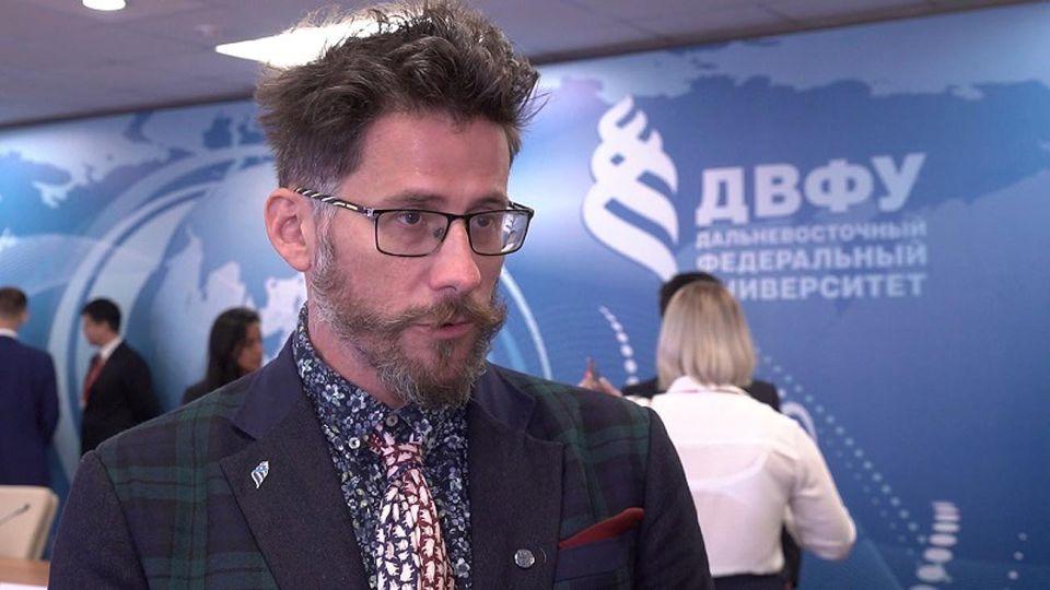 Alexander 'Sasha' Kagansky científico ruso