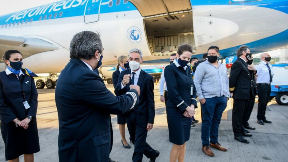 operacion moscu vuelo aerolineas vacuna rusa g_20201222