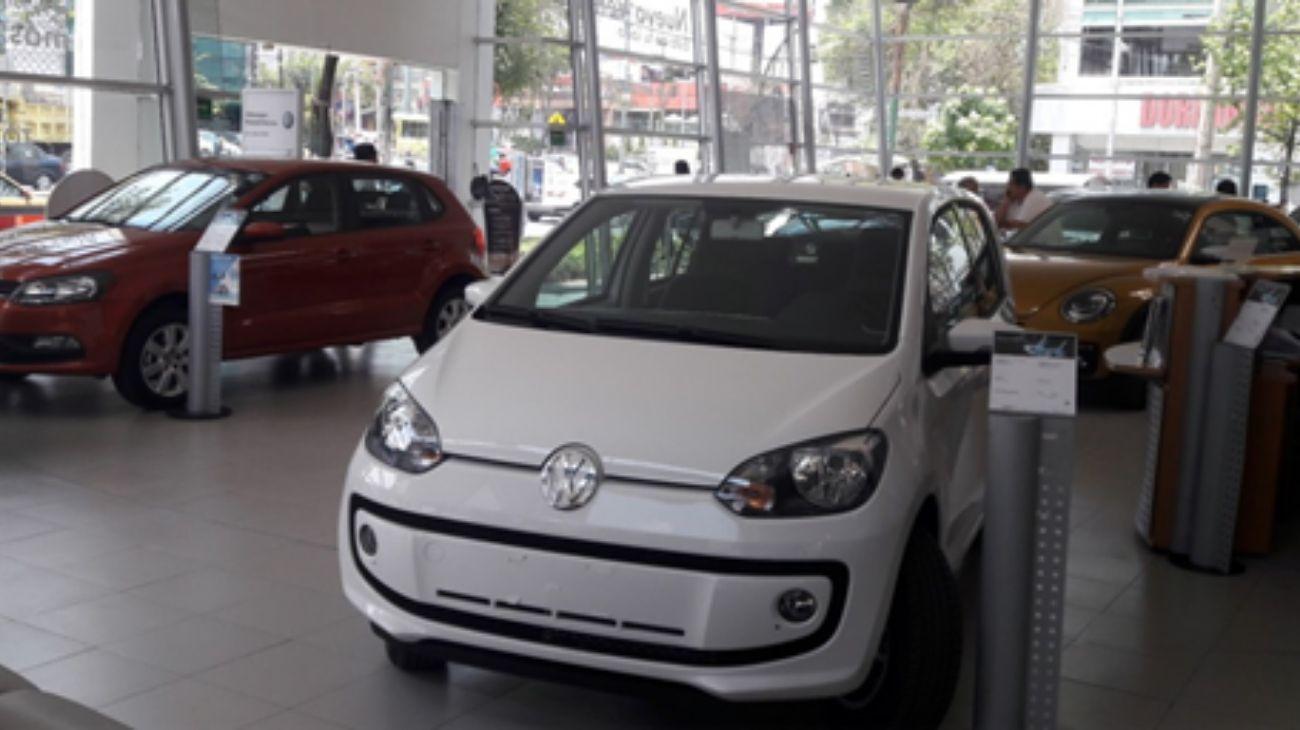 Los vehículos más comercializados fueron los Volkswagen Gol y también el Trend y luego, los de la marca Chevrolet Corsa y Classic
