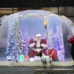 De acuerdo a sus cultura y creencias cada país celebra la Navidad de una manera particular.sisEn cada ciudad del mundo