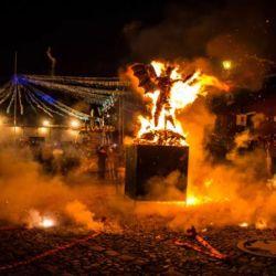 """En Guatemala, cada 6 de diciembre se celebra """"La Quema del Diablo"""","""