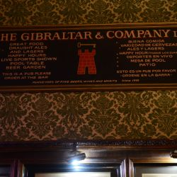 The Gibraltar, a British-style pub in the heart of San Telmo, has been a favourite of porteños, tourists and expats for two decades.