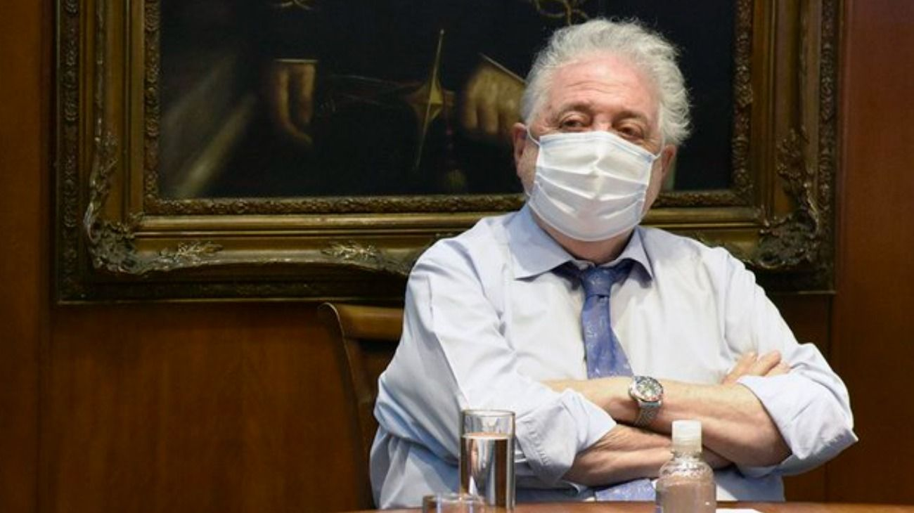 González García avanza en la planificación del operativo de vacunación contra Covid-19.