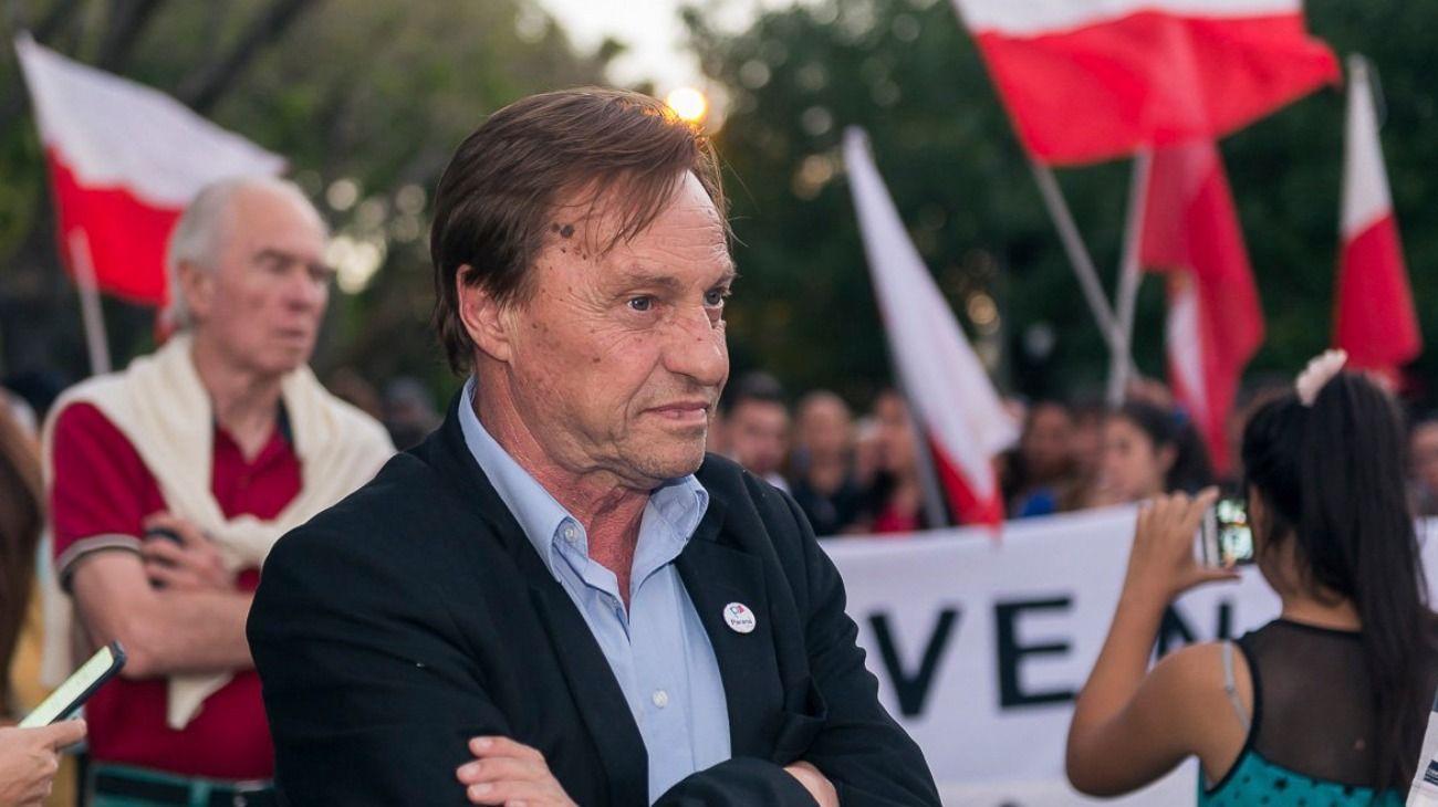 El ex intendente de Paraná, Sergio Varisco, condenado por narcotráfico.