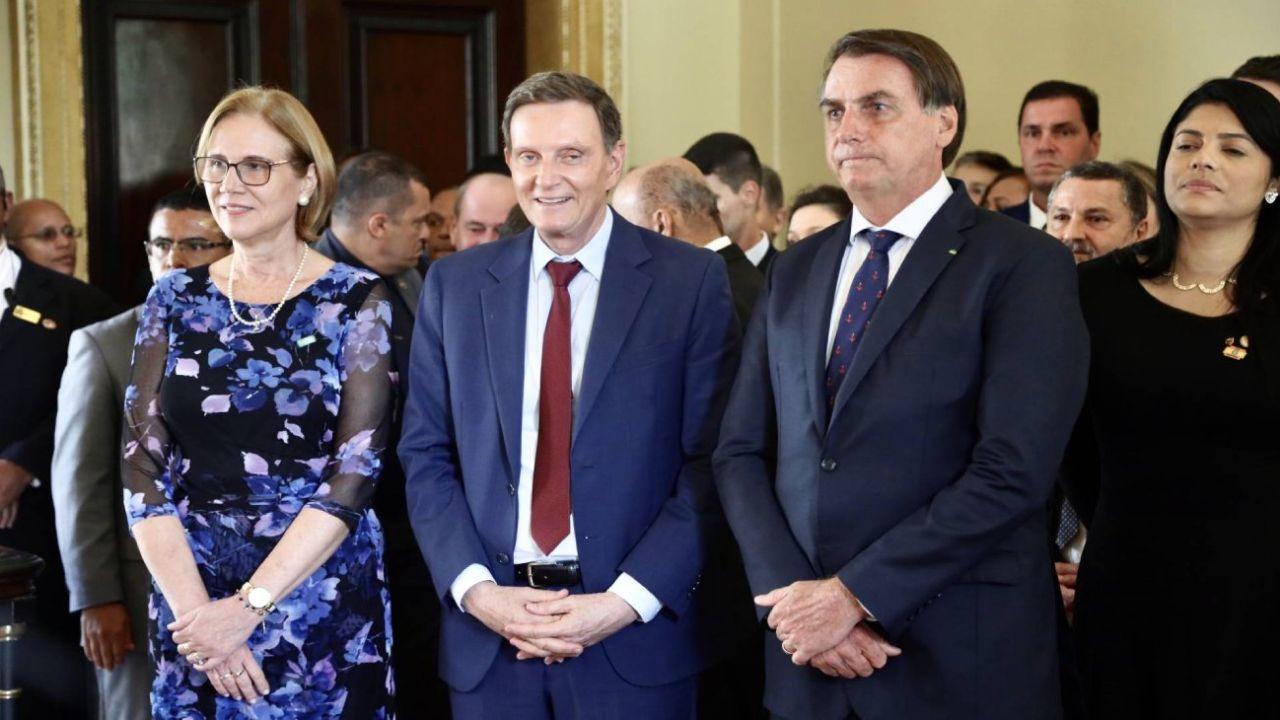 Detienen por corrupción a un aliado de Bolsonaro, el alcalde de Río de Janeiro