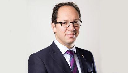 Sebastián Sosa, presidente de Remax Argentina