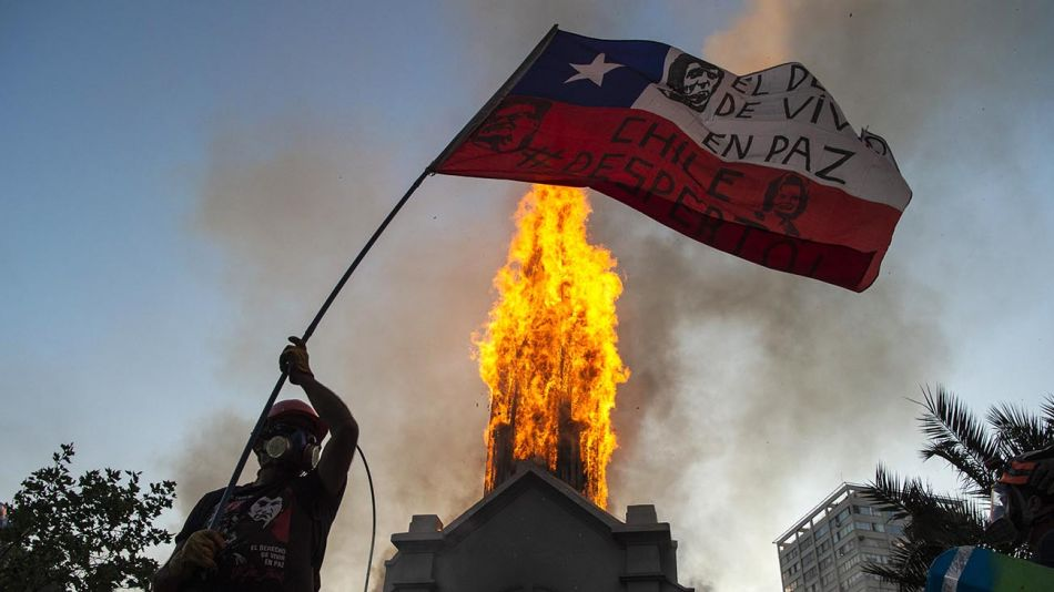 Chile violencia 20201222