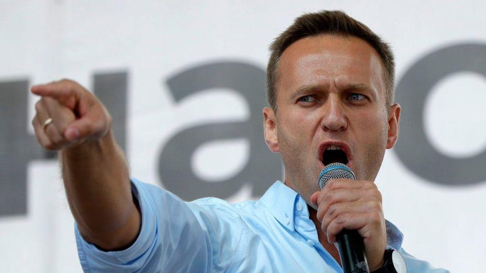 Navalny Opositor Ruso Envenenado