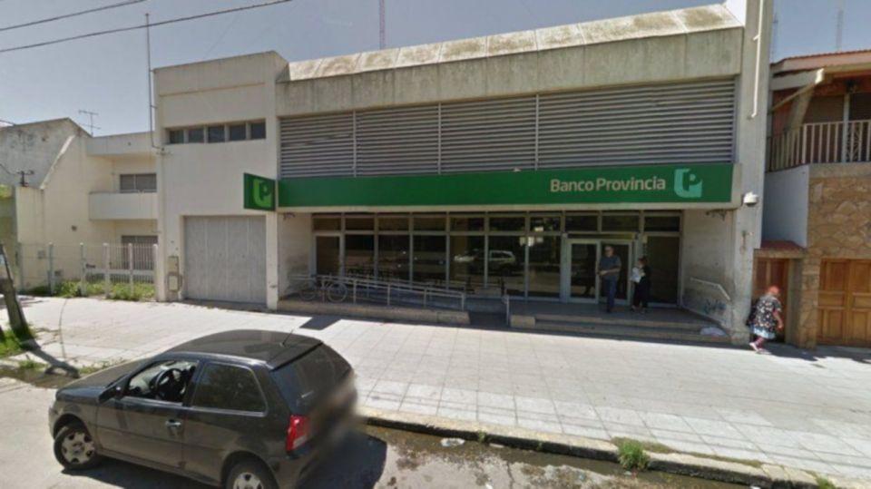 2020 23 12 Asalto Banco Lanus