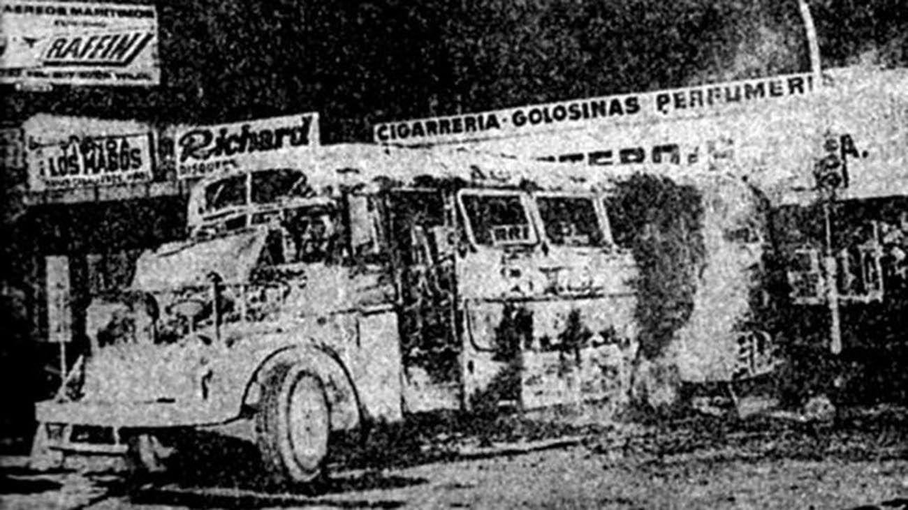 Ataque guerrillero al regimiento de Monte Chingolo
