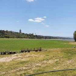 La gran sequía ha sido una constante de los últimos meses en Villa Carlos Paz.