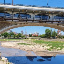Podría alcanzar el récord registrado el 7 de octubre de 2011, cuando el nivel de sus aguas bajó hasta los 28,85 metros.