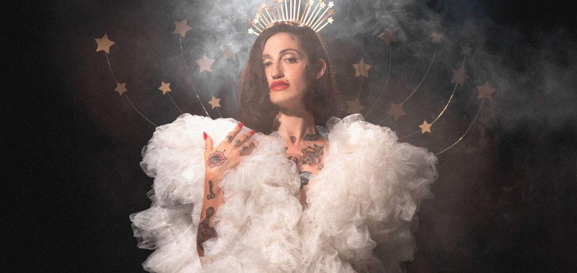 """Conocé a Mel Muñiz, la cantante """"bruja"""" que va del jazz a los ritmos latinos"""