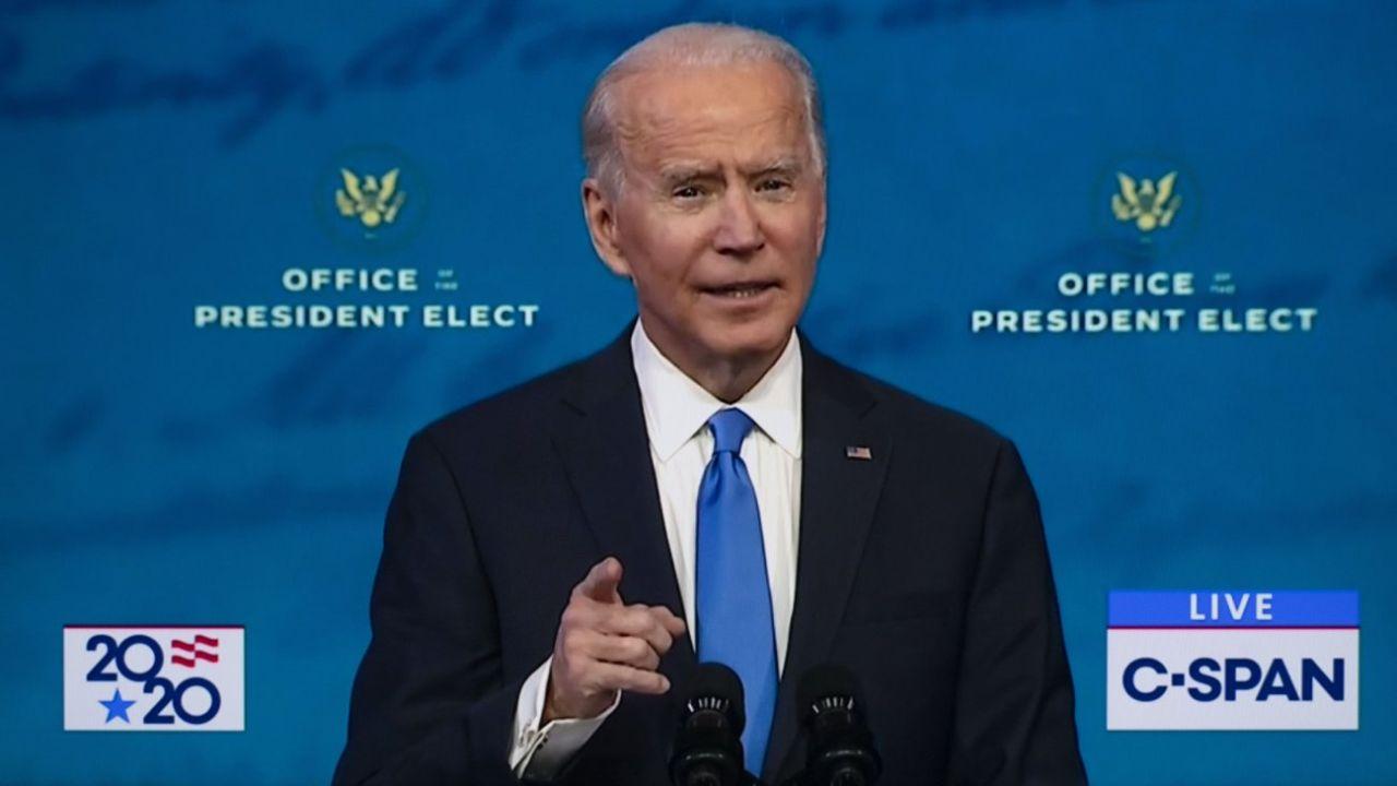 Biden habló de los incendios en el Amazonas durante la campaña. | Foto:DPA