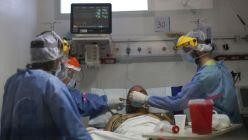 Se modifica la curva de contagios en la Argentina
