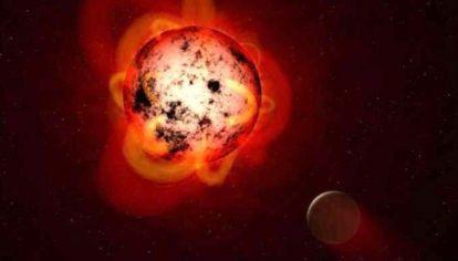 Exoplaneta más próximo a la Tierra, Cercana Centauri, emitió una señal de Radio.