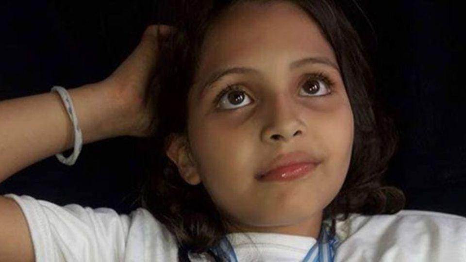 Abigail Jiménez, la pequeña de 12 años proveniente de Santiago del Estero