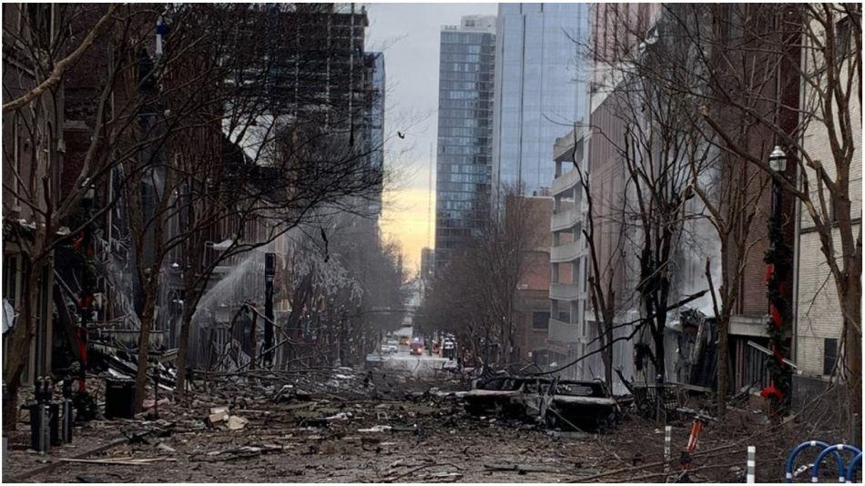 nashville explosion 25122020
