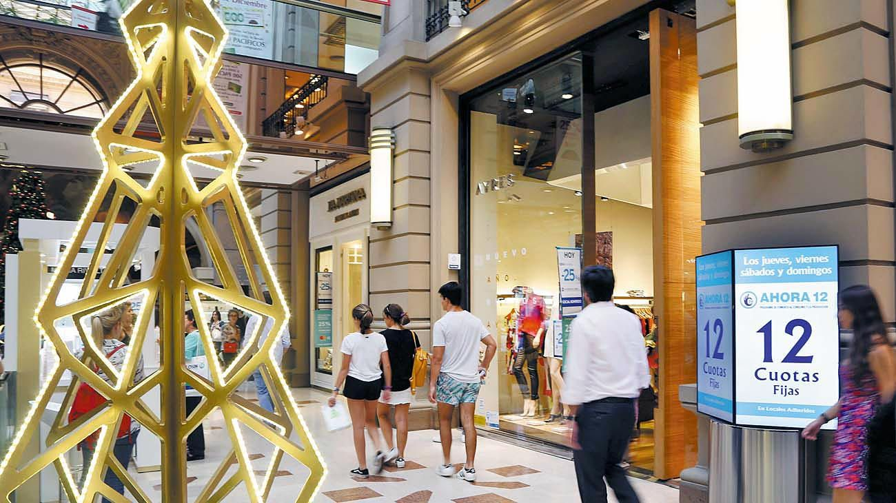 Shopping. El 63% de los negocios relevados vendieron menos y el 51% sufrieron faltantes de mercadería.