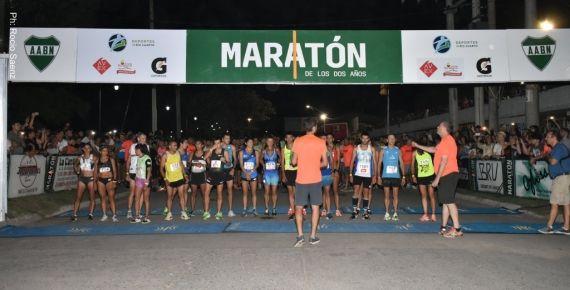 Maratón Río Cuarto